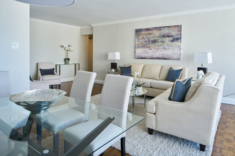 Clean luxury two bedroom apartment for rent - The Summerhill at Yonge & St. Clair