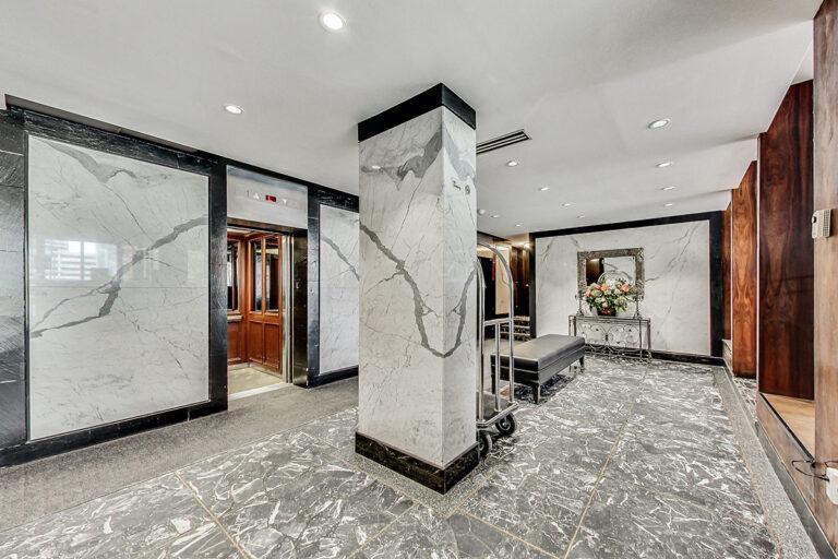 The Summerhill lobby