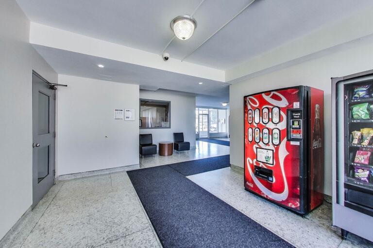 Humber River Apartments Vending Machines