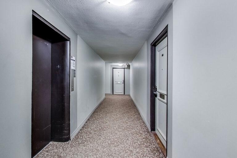 The Park Mills Hallway