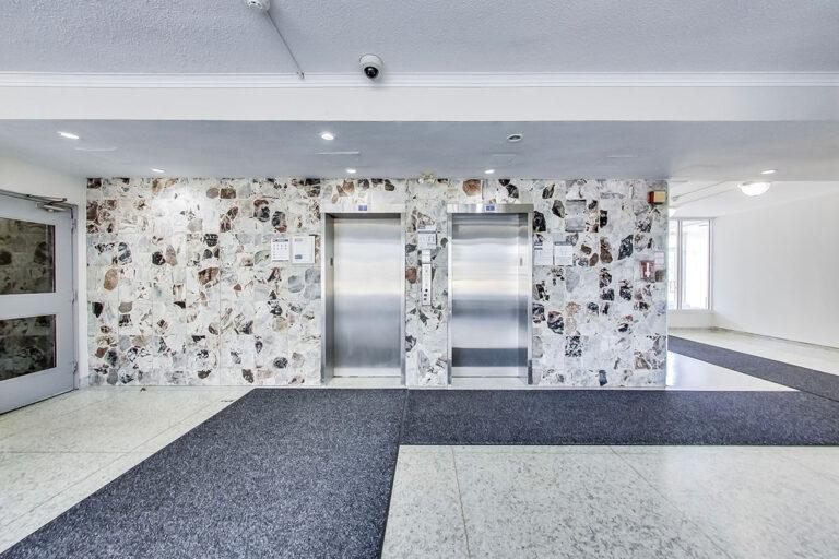 Humber River Apartments Elevators