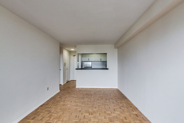 Open jr. one bedroom apartment - The Summerhill at Yonge & St. Clair