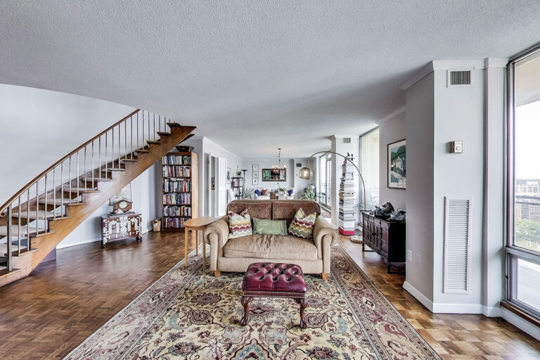 Luxury penthouse apartment - The Summerhill at Yonge & St. Clair