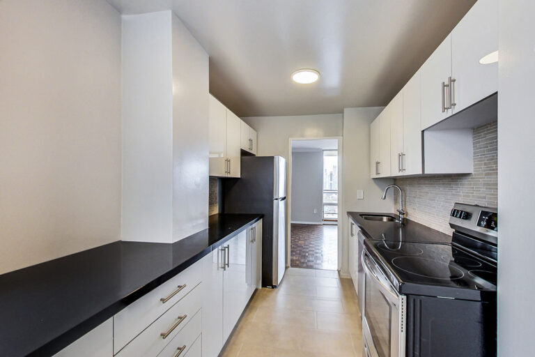 Update kitchen in luxury two bedroom apartment - The Summerhill at Yonge & St. Clair